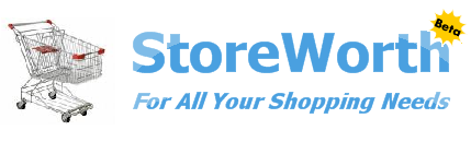 StoreWorth - Price Search Engine
